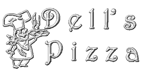 Dell's Pizza and Sports Bar logo